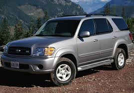 2000 toyota sequoia sequoia limited 2000 05 wallpapers