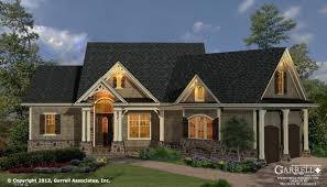 astonishing westbrooks cottage 11116 g house plan covered porch