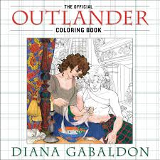 6 things to expect from the new u0027outlander u0027 coloring book