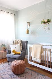 icy avalanche sherwin williams i spy diy design baby girl nursery makeover
