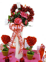 Small Flower Vases Centerpieces Amazing Valentine Dining Room Ideas Design Inspiration Feat