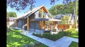 a small laneway house in vancouver british columbia canada