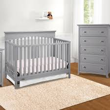 Graco Lauren Signature Convertible Crib by Graco Cribs Solano 4in1 Convertible Crib With Bonus Mattress