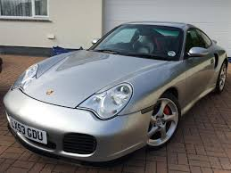 porsche turbo 996 used 2003 porsche 911 turbo 996 turbo for sale in cornwall