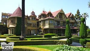 winchester mystery house haunted places san jose ca 95128