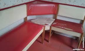 banquette angle coin repas cuisine mobilier achetez banquette d angle de occasion annonce vente à mantes la