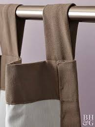 Steak Drapes How To Sew Curtain Panels