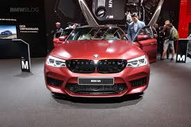 m5 bmw motor bmw is already planning a competition package for the m5