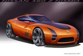new nissan z nissan work by nick coughlan at coroflot com