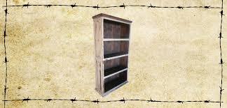 bookcases ricky rustics