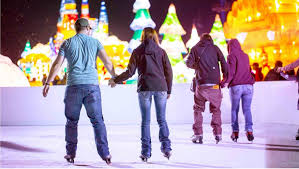 five rinks in and around sacramento