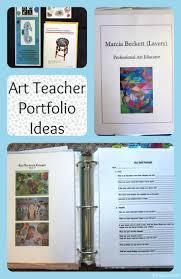 nursery teacher resume sample 15 best art teacher resume templates images on pinterest teacher art teacher portfolio ideas for an interview
