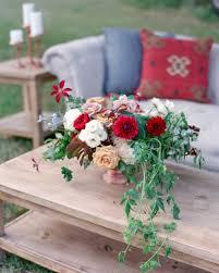 wedding flower centerpieces 39 simple wedding centerpieces martha stewart weddings