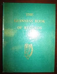 the very first guinness book of world records huffpost