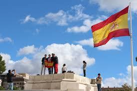 Spain Flag 2014 Spanish Monuments Making Me Bold