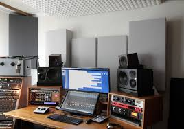 How To Build A Recording Studio Desk by How To Improve The Room Acoustics In Your Home Studio