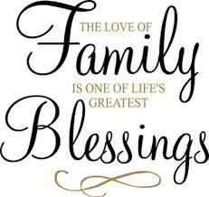 family blessing quote quotesta