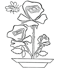 Rose Coloring Sheets Rose Color Pages Amy Rose Coloring Pages To Coloring Sheets