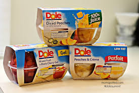 dole fruit snacks dole fruit bowls fruit crisps ten winners of ten coupons each