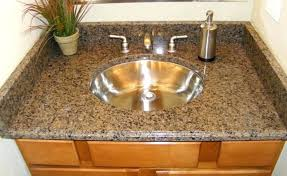 home improvement bathroom vanity tops with right offset sink all