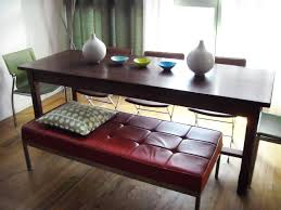 Dining Room Banquette Furniture by Dining Room Stylish And Comfy Dining Room With Banquette Bench