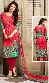 new salwar kameez in blue dark pink nazneen materials this fancy