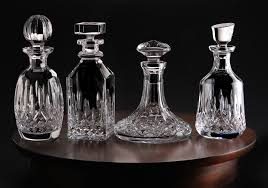 Waterford Vase Patterns Waterford Lismore Rounded Decanter