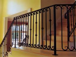 ornamental rails plaza handrails standard ornamental rails