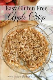 best 25 gluten free apple crisp ideas on apple