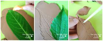 clay autumn leaves u2013 fall crafts for kids our little house in