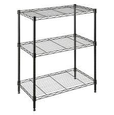 Wire Shelving Lowes by Style Selections 3 Shelf Freestanding Shelving Unit Lowe U0027s Canada
