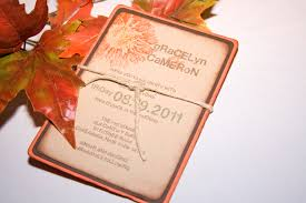 autumn wedding invitations u2013 gangcraft net