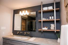 Open Shelving Bathroom by Photos Hgtv U0027s Fixer Upper With Chip And Joanna Gaines Hgtv