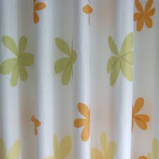 cotton blending floral printed curtains for living room buy