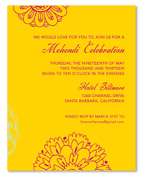 mehndi card wording mehndi insert cards on 100 recycled paper sacred colors by