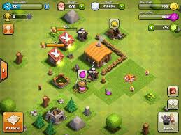 clash of clan clash of clans earns 1 5 million a day as top grossing app