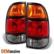 2004 tundra tail light 2000 2004 toyota tundra pickup tail lights brake l replacement 00