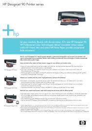 download free pdf for hp designjet 90r printer manual