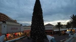 citadel tree lighting 2017 timelapse world s tallest christmas tree at citadel outlets youtube