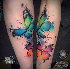 atemberaubende aquarelle mit ewa sroka tatoo and tatting