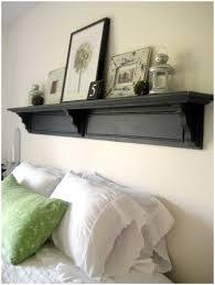King Bed Storage Headboard by Storage Headboard King Bed Diy Headboard Shelf Headboard Storage
