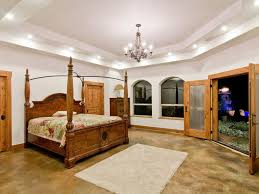 ceiling window craftsman master bedroom with arched window by kelly hagglund