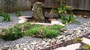 japanese rock garden designs lawn amp garden zen gardens planter