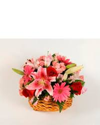 boca raton florist boca raton florist mix flower basket in boca raton fl flowers n