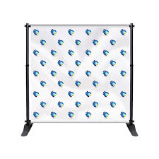 step and repeat backdrop w x 8 h step and repeat backdrop banner stand wrinkle free