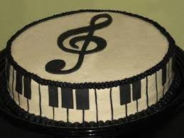 20 best piano u0026music note cakes images on pinterest piano cakes