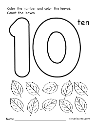 Count Color Pages In Pdf Coloring Pages Color By Letter Worksheets Preschool And Number
