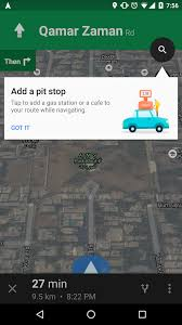 google launches turn by turn navigation for pakistan