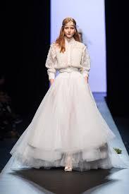 robe de mariã e haute couture les plus belles robes de mariée haute couture pour l été 2015