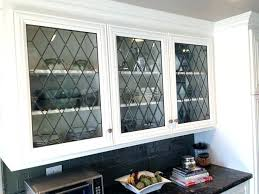 buy glass kitchen cabinet doors awesome glass kitchen cabinet